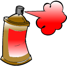 Spray can png