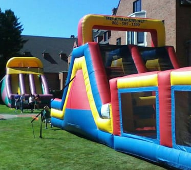 MerryMakerscom Tacoma WA Tacoma Bounce House Party Rentals