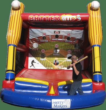 Baseball Game Rental