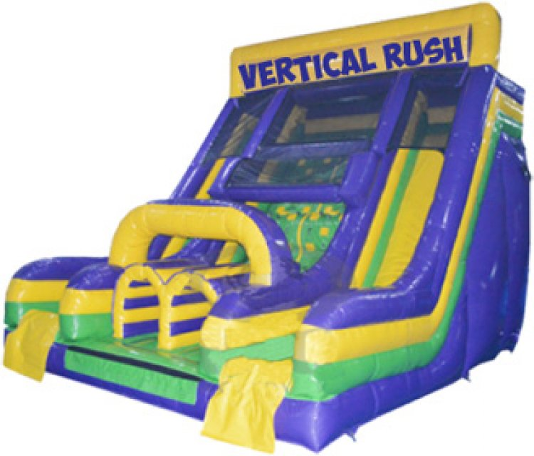 VERTICAL RUSH SLIDE