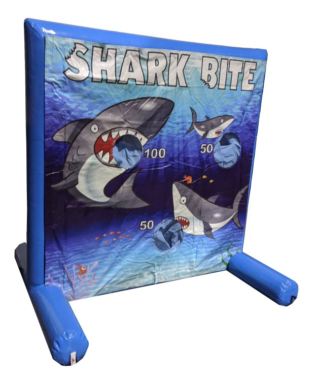 SHARK BITE FRAME GAME
