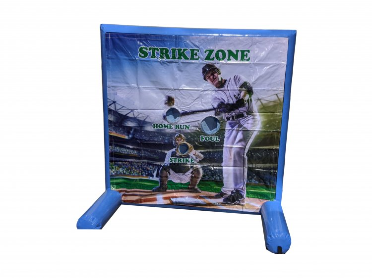 STRIKE ZONE FRAME GAME