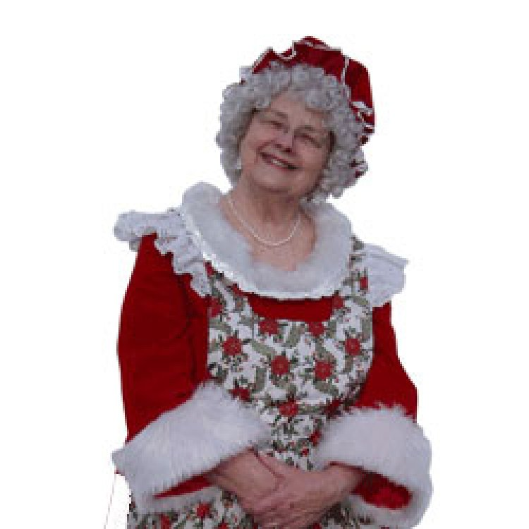 HOLIDAY MRS CLAUS