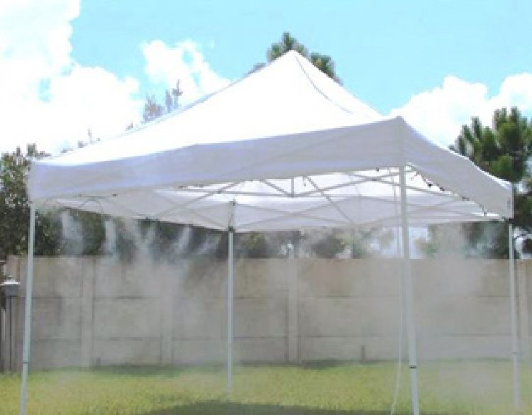 MISTING CANOPY