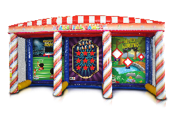 CARNIVAL 3-IN-1 GAME WALL
