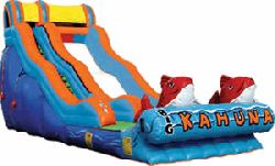BIG KAHUNA WET SLIDE