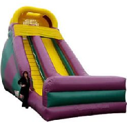 GIANT SLIDE - 22 FT