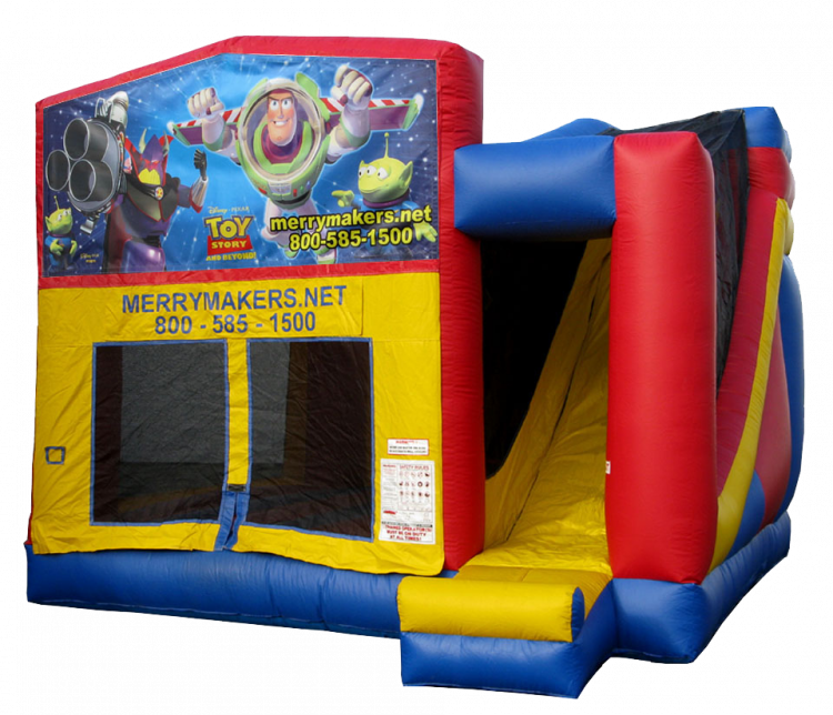 Combo Bounce & Slide