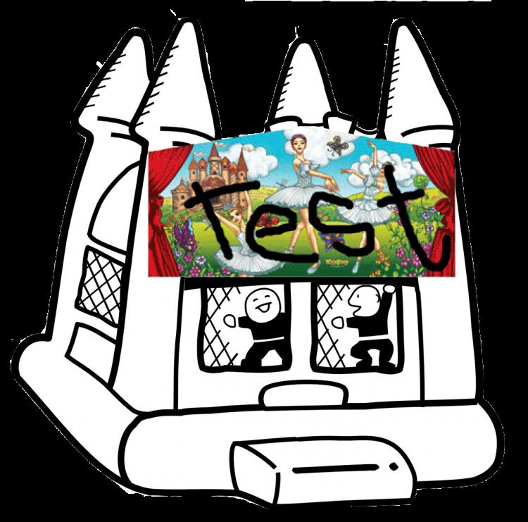 T-Panel Test-Jumparoo